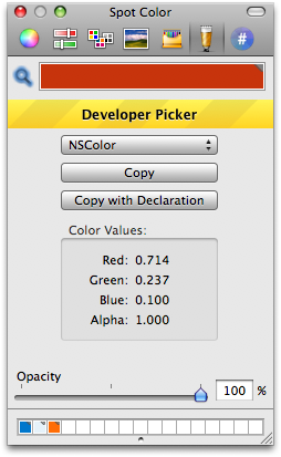 Spot Color with Developer Color Picker1