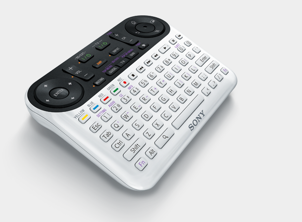 Sony - Google TV remote